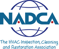 NADCA - The HVAC Inspection cleaning and Restoration Association