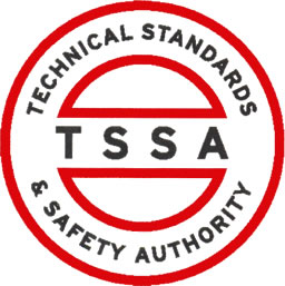 Breathe Clean Duct Services is a registered member of TSSA.